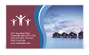 0000072650 Business Card Template