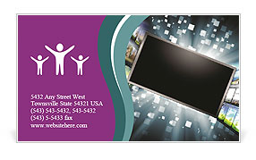0000072655 Business Card Template