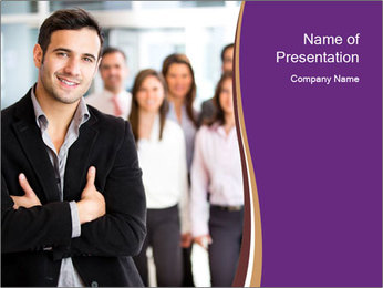 0000072664 PowerPoint Template - Slide 1