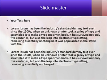 0000072676 PowerPoint Templates - Slide 2