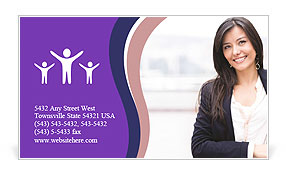 0000072680 Business Card Template