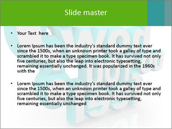 0000072700 PowerPoint Template - Slide 2
