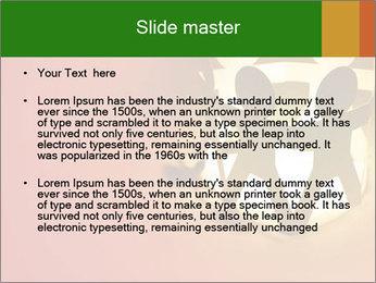 0000072708 PowerPoint Templates - Slide 2