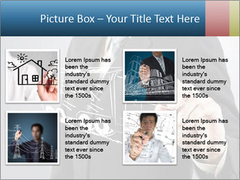 0000072720 PowerPoint Template - Slide 14