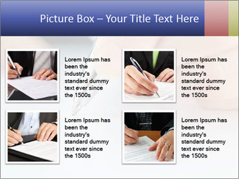 0000072727 PowerPoint Template - Slide 14
