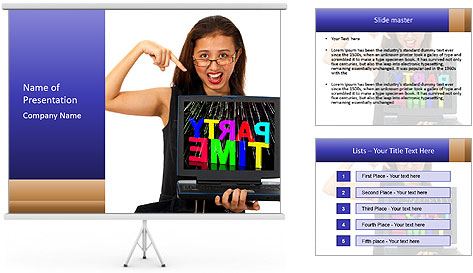 0000072755 PowerPoint Template