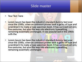 0000072755 PowerPoint Templates - Slide 2