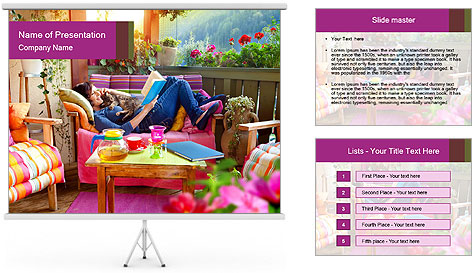 0000072758 PowerPoint Template