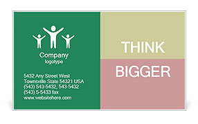 0000072774 Business Card Template