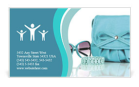 0000072778 Business Card Template