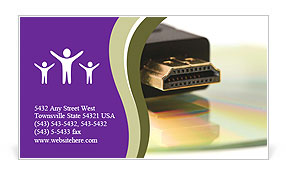0000072798 Business Card Template
