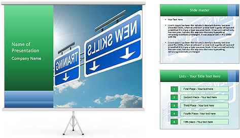 0000072805 PowerPoint Template