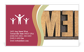 0000072816 Business Card Template
