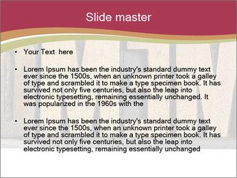 0000072816 PowerPoint Templates - Slide 2