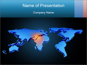 0000072830 PowerPoint Template - Slide 1