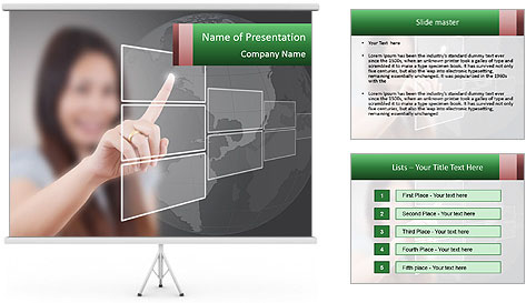 0000072834 PowerPoint Template