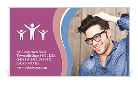 0000072838 Business Card Template