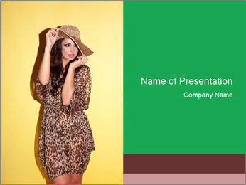 0000072842 PowerPoint Template - Slide 1