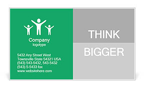 0000072851 Business Card Template