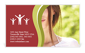 0000072861 Business Card Template