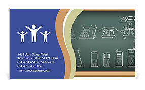 0000072896 Business Card Template