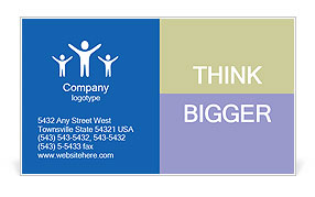 0000072904 Business Card Template