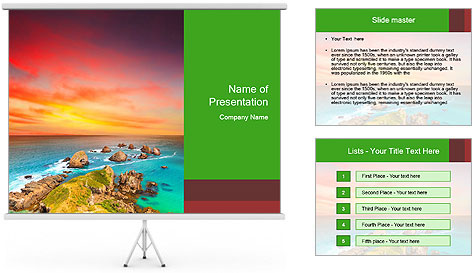 0000072909 PowerPoint Template