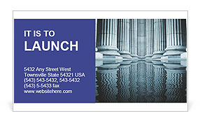 0000072911 Business Card Template