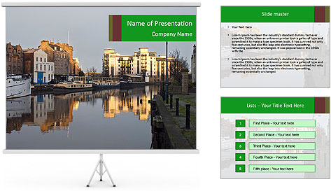 0000072915 PowerPoint Template