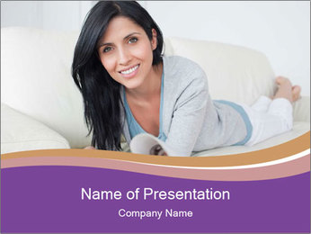 0000072925 PowerPoint Template - Slide 1