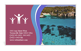 0000072945 Business Card Template