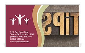 0000072962 Business Card Templates