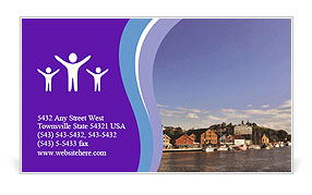 0000072976 Business Card Template