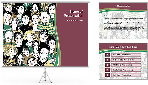 0000072984 PowerPoint Template