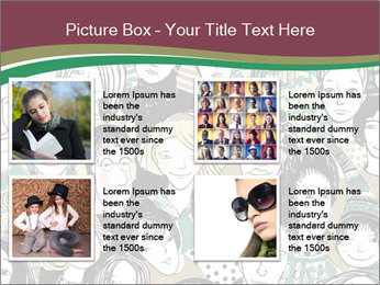 0000072984 PowerPoint Template - Slide 14