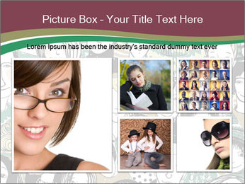 0000072984 PowerPoint Template - Slide 19