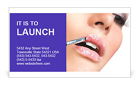 0000072992 Business Card Template