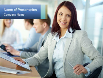 0000072997 PowerPoint Template - Slide 1