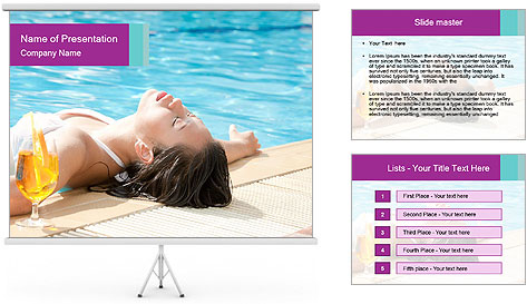 0000073000 PowerPoint Template