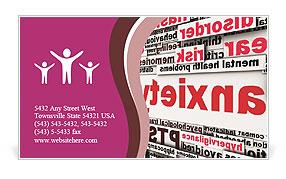 0000073004 Business Card Templates