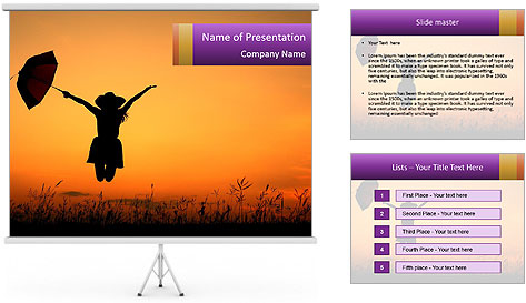 0000073006 PowerPoint Template