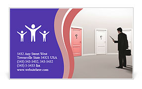 0000073009 Business Card Template