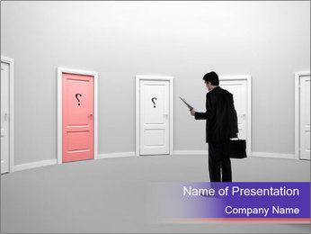 0000073009 PowerPoint Template - Slide 1