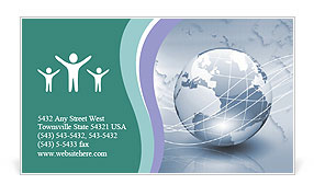 0000073014 Business Card Template