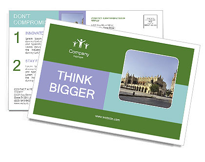 0000073015 Postcard Template