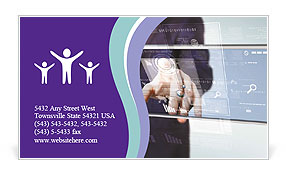 0000073018 Business Card Templates