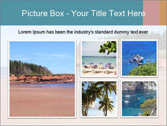 0000073030 PowerPoint Template - Slide 19