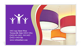 0000073037 Business Card Template