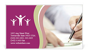 0000073045 Business Card Template
