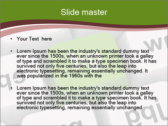 0000073047 PowerPoint Templates - Slide 2
